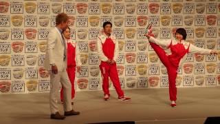 さすが、リオ五輪の金メダリストだ。「Y字バランス」を決め続ける体操・...