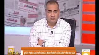 """فيديو.. نادي النصر يكشف سر اتهامات اغتصاب نجل """"مطربة الشرطة"""""""