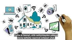Lounea tietoturvaa kotisi laitteet