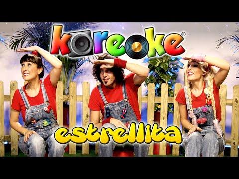 KOREOKE CantaJuego ⭐ ESTRELLITA 🎤  Coreografía🕺🏻 | Canciones para niños