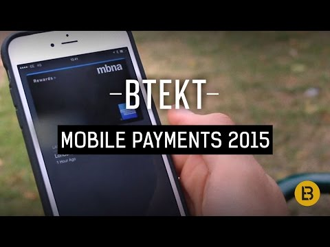 Mobile payments - a year in review