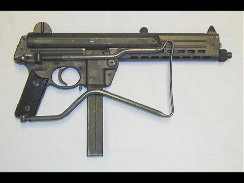 Walther Mpk Machine Gun Fully Auto Youtube