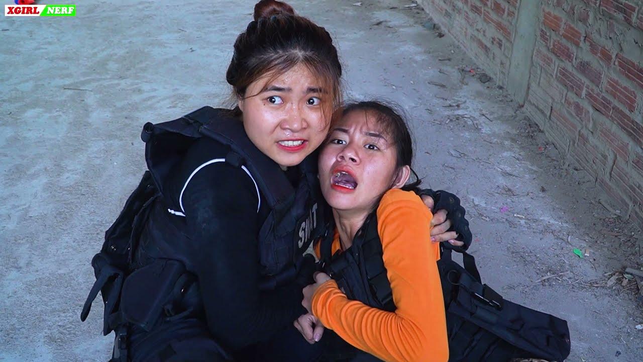 XGirl Nerf War squad LEGEND girl go find treasure nerf & X Girl Nerf Guns rewarded rubik airdrop