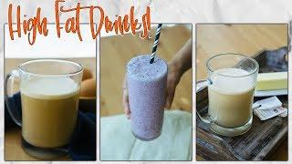 3 High Fat Keto Drinks That Aren't Bulletproof Coffee