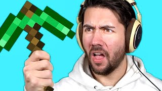 I Tested Viral TikTok Minecraft Hacks to see if they work
