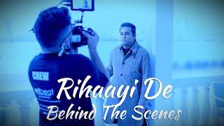 Behind The Scenes of A. R. Rahman's Rihaayi De from Mimi | A. R. Rahman | Mimi | Kriti Sanon |