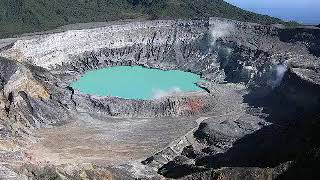 Volcanes en Costa Rica   Volcanoes in Costa Rica   Vulkane in Costa Rica   YouTube 2