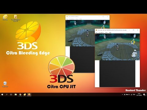 Fastest Citra Builds to Play Pokemon Sun & Moon (Citra 3DS Emulator)