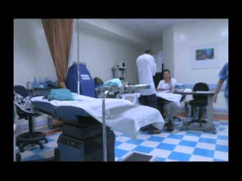 Recorrido hospital UNOP
