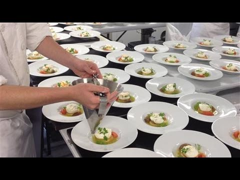 Food Trumps Tennis at French Open