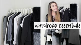 One of CopperGardenx's most viewed videos: Capsule Wardrobe Essentials: On The Rail | CopperGardenx