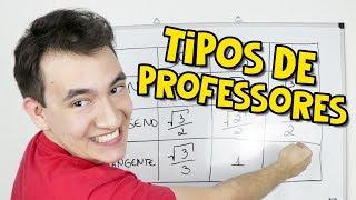 TIPOS DE PROFESSORES I Falaidearo