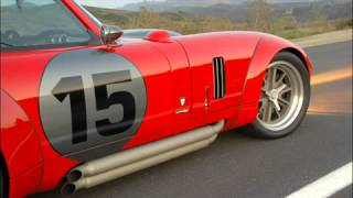Daytona Coupe Le Mans Edition by Exotic Auto Restoration Videos