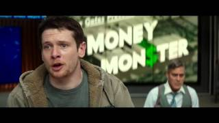 «Финансовый монстр» - Трейлер (Джордж Клуни, Джулия Робертс)