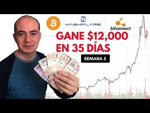 BITCOIN - GANE $12,000 EN 35 DÍAS (Actualización Semana 5)