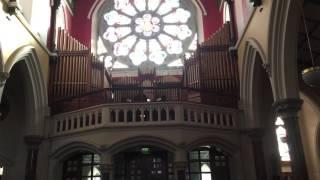 Chorale for Organ - Rónán Murray YouTube Thumbnail