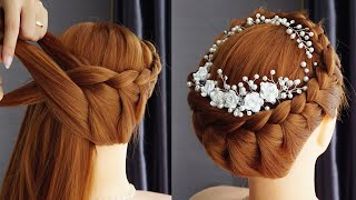 Beautiful Bridal Hairstyles Step By Step Different Simple And Easy Hairstyles New Hairstyle