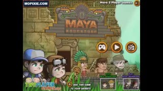 MAYA ADVENTURE | LEVEL 1-9 |  ADVENTURE GAMES FOR KIDS