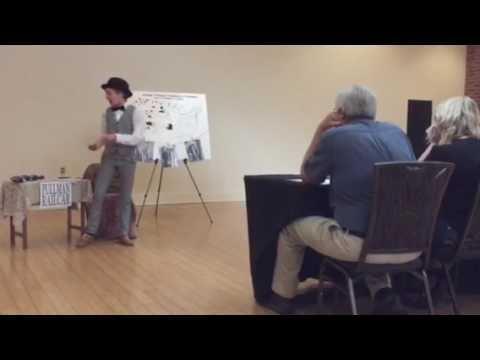 Wanamaker Expedition of Citizenship to the North American Indian (NHD, Wash DC, Jun 2016)