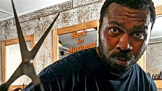 [ASMR] A Haircut Roleplay with Barber Jones - Back in Business