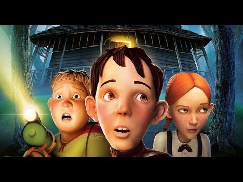 Monster House Trailer