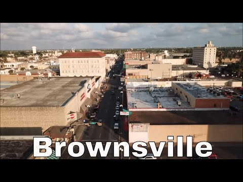 Drone Brownsville, Texas