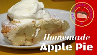 Old Fashioned Apple Pie Recipe - How To Make | Msdessertjunkie