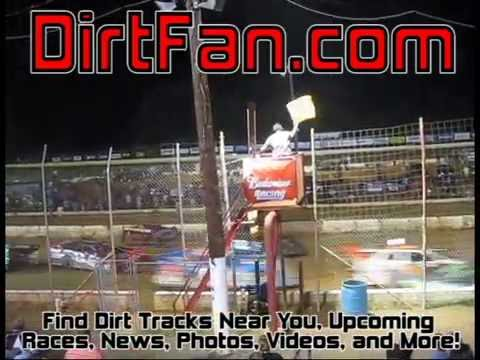 Dirt Track Racing video clips from Potomac Speedway on 7/3/2016