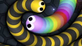 Slither.io Epic Immortal Snake Glitch Longest Snake Killer In Slitherio! (Slitherio Best Moments)
