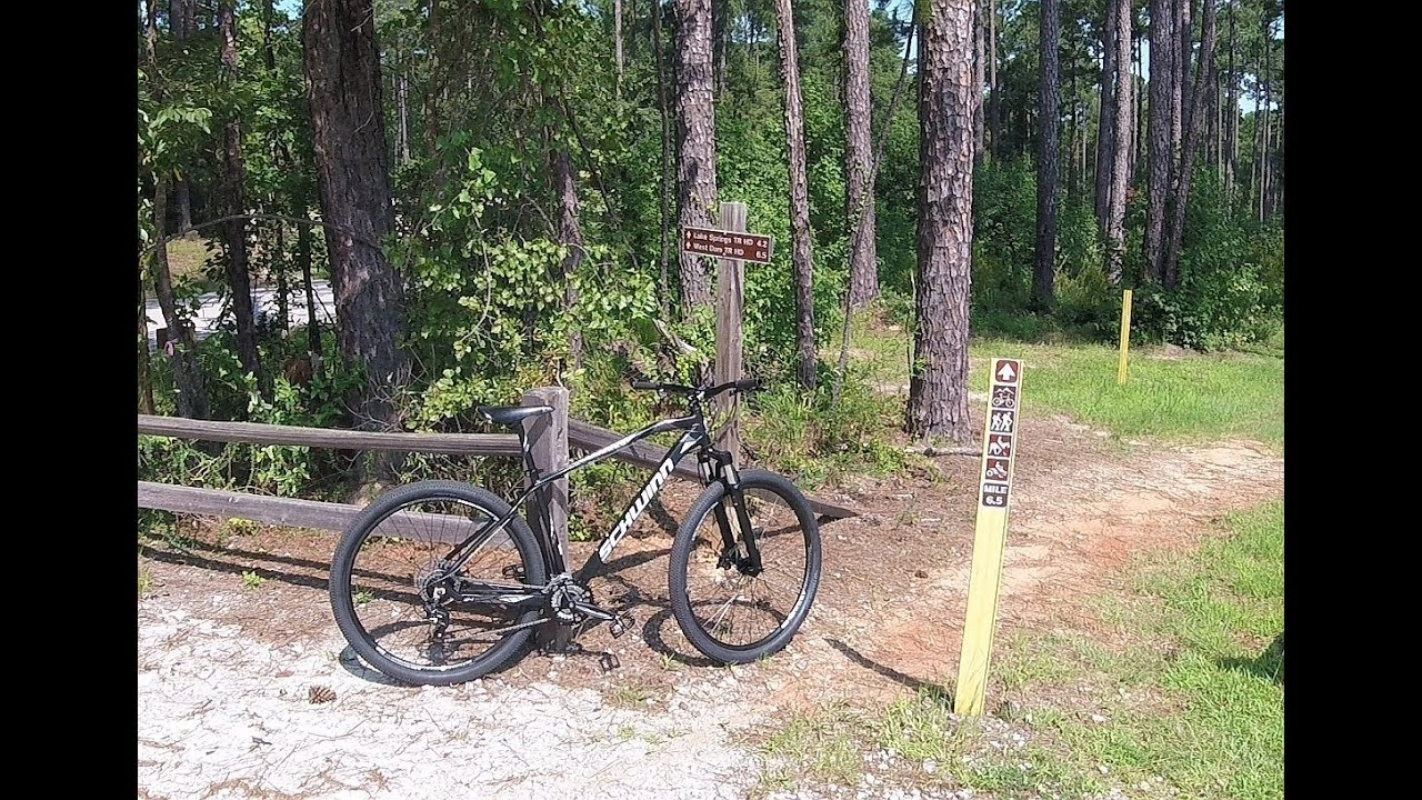 Walmart Schwinn 29er Hardtail MTB trail ride and review  Pleasantly  surprised!