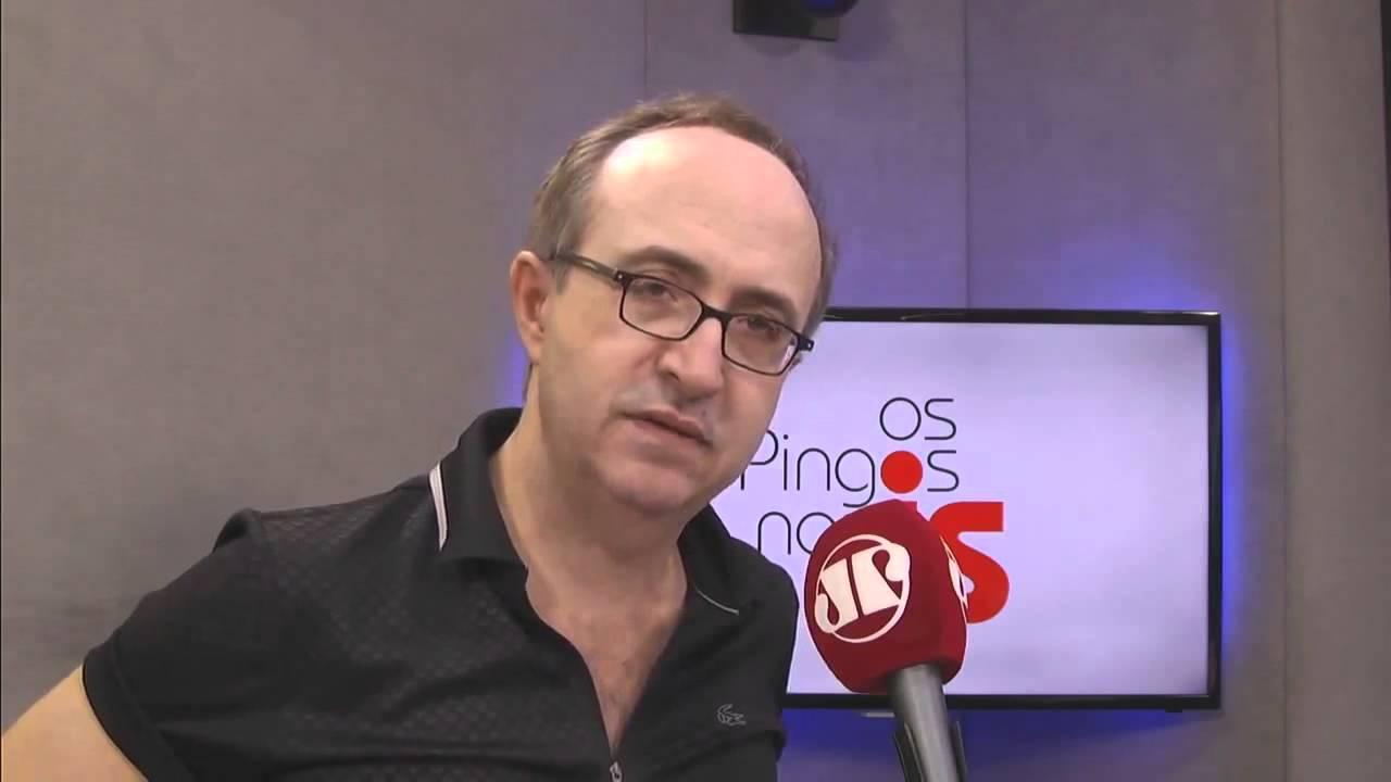 Reinaldo Azevedo Comenta Operação Carbono 14 Pingos Nos