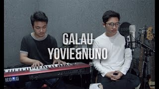 Galau - Yovie & Nuno (cover by Raynaldo Wijaya)