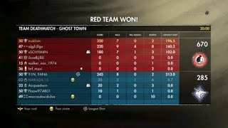 Sniper Elite 3 Multiplayer TDM 7-3 - My first game in over a year