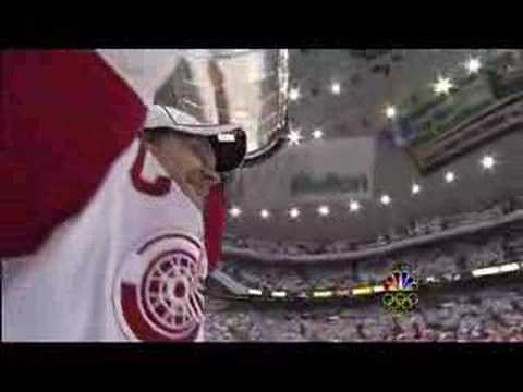 The 2008 Stanley Cup Champion Detroit Red Wings!!!