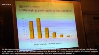 Badanie pozostałości środków ochrony roślin w niektórych gatunkach owoców dr Artur Miszczak