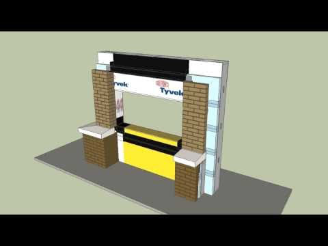 GH Phipps VDC - Construction Simulation - Wall Mock-up