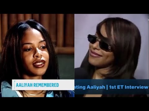 Aaliyah New Video Footage From ENews & Entertainment Tonight