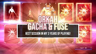 [SEVEN KNIGHTS] BEST SESSION IN 3 YEARS! ~Fusions & Gacha for Orkah~
