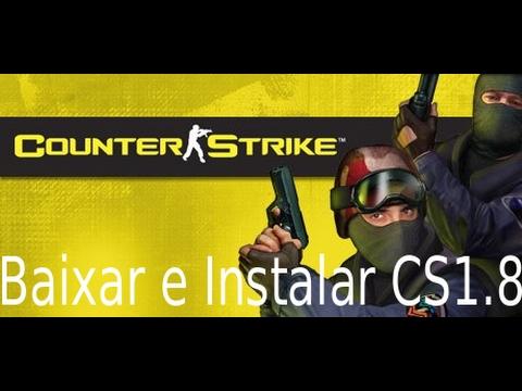 counter strike 1.8 gratis pc baixaki