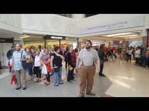HMM Fiddler On The Roof Flashmob July 2017