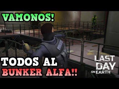 EL BUNKER ALFA MEJORO MUCHISIMO! | LAST DAY ON EARTH: SURVIVAL [RidoMeyer]