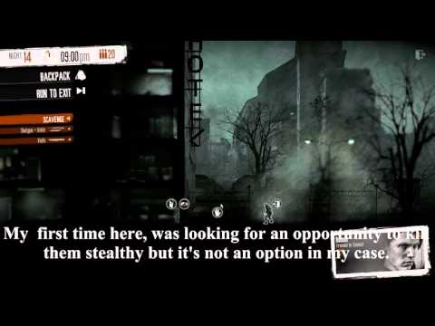 This War Of Mine - Hotel - Ciorba The Trader - Kill Them All With Gun