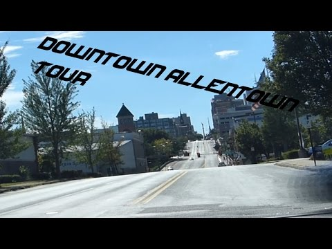 Downtown Allentown Tour