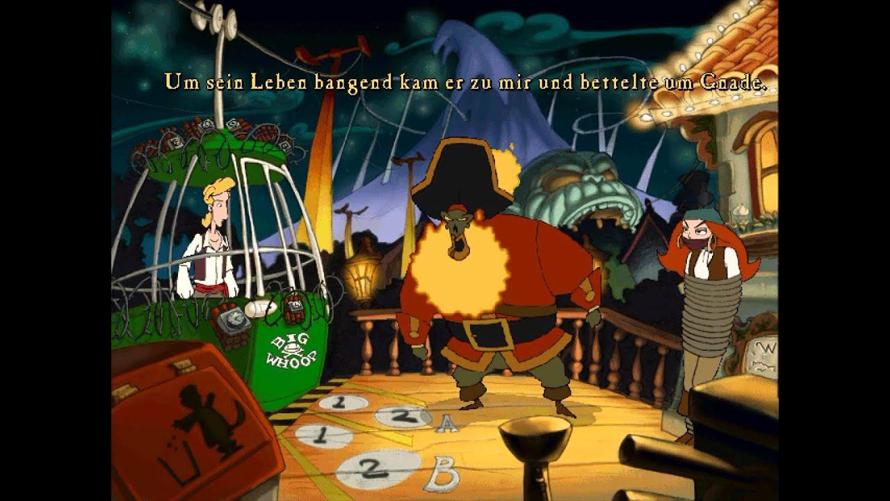 Let S Play Monkey Island   Deutsch Hd
