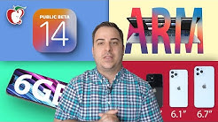 "New iPhone 12 Dummy Unit Hands-On, iOS 14 Public Beta, 13"" Arm MacBook Pro, Thunderbolt 4 & More!"