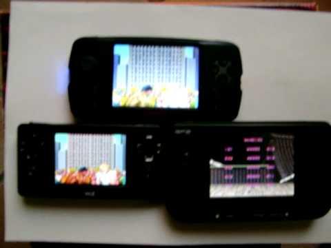 Street Fighter 2 on Caanoo / Wiz / GP2X F100