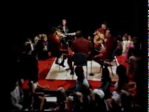 Elvis Presley - Blue Blue Blue Christmas 1968