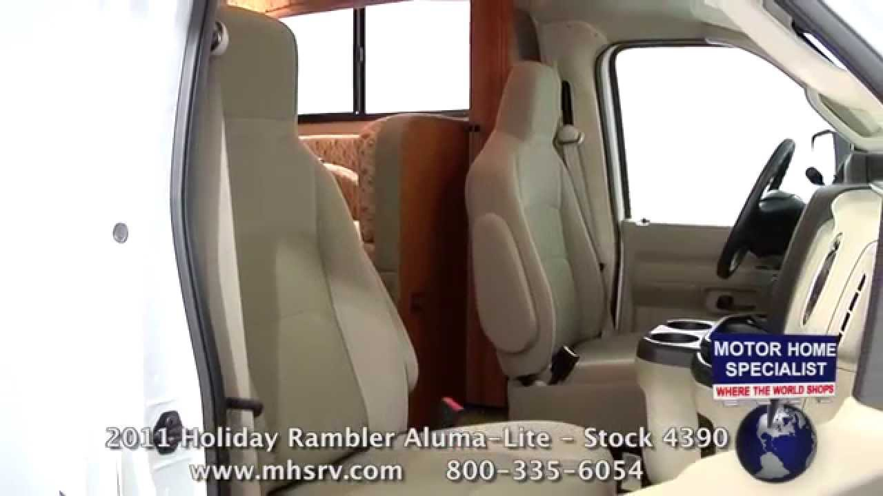 2011 Holiday Rambler Aluma-Lite Class C RVs for Sale at Motor Home  Specialist #4390