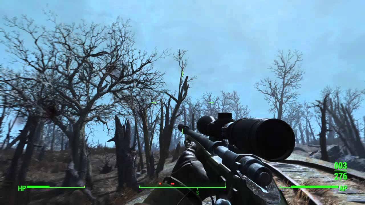 Fallout 4 Corpse Lanch