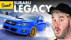 SUBARU LEGACY - Everything You Need to Know | Up to Speed